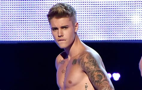 justin bieber s underwear is on display at a museum nme