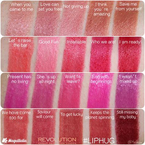 Lipstick Lucky One 61 04 liphug peq cruelty free makeup part 1