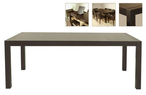 quartz dining table quartz extendable dining table finished in oak chandler