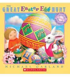 shopkins easter egg hunt books the great easter egg hunt by michael garland