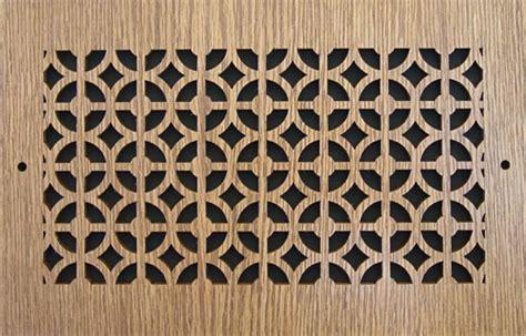 decorative return air vent cover