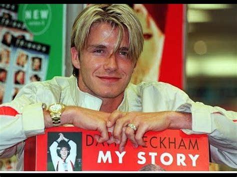 david beckham mini biography david beckham short biography youtube