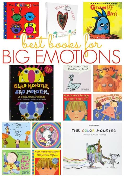 feelings ii flashback books 17 best images about pre k pages on post