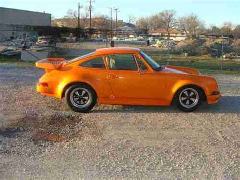 porsche 912 motor find used 1967 porsche 912 with 1976 912e motor turbo look