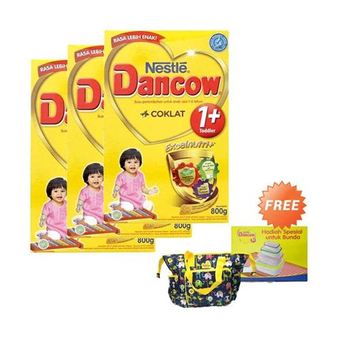 Dancow Rasa Coklat jual buy 3 dancow coklat 1 formula 800 g free