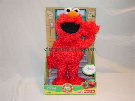 Puppet Cookies Elmo And Friend Besar Elmoandfriends Sesame Plush Dolls Fisher Price