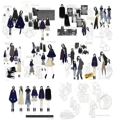 design fashion portfolio fashion design portfolio design board drawings