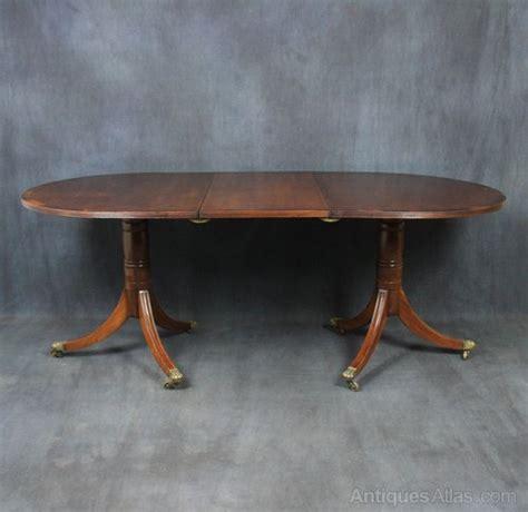 Edwardian Dining Table Edwardian Mahogany Dining Table Antiques Atlas