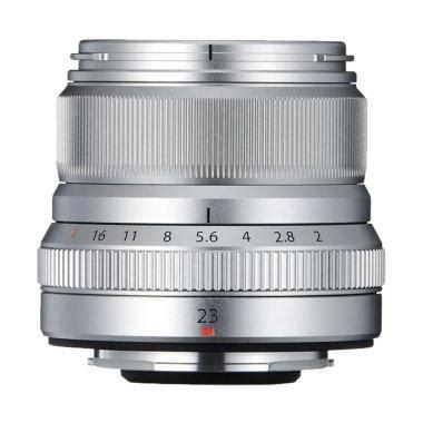 Fujinon Xf 23mm F 2 0r Wr daftar harga lensa kamera terbaru spesifikasi terbaik