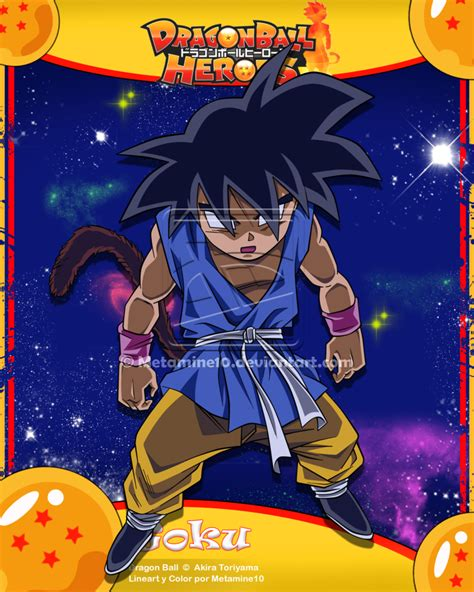 imagenes de goku maligno db heroes goku maligno by metamine10 on deviantart
