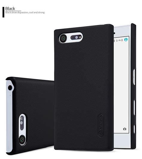 Sony Xperia Z3 Dual Nillkin Frosted Shield Back Cover Casing genuine nillkin frosted shield back cover