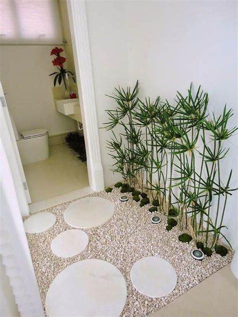 banheiros  jardim de inverno estilosos decoracao de casa