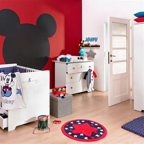 decoration chambre bebe mickey visuel 8