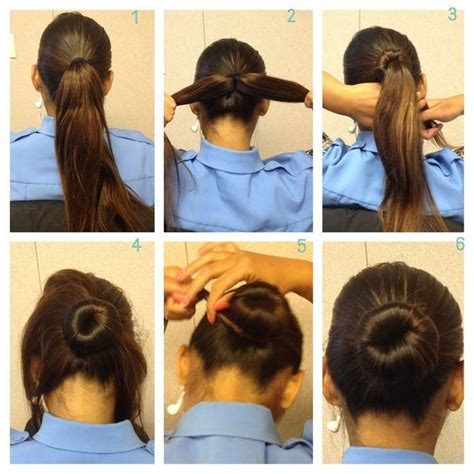 raf women hair styles hair standards topper rotc