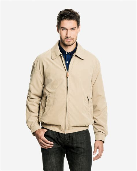 light spring jacket mens auburn lightweight golf jacket for men london fog
