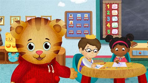daniel has an allergy daniel tiger s neighborhood books 9 story inks trio of u k deals animation magazine
