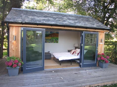 Garden Room Shed by Showroom Family Multi Use Garden Room Traditional