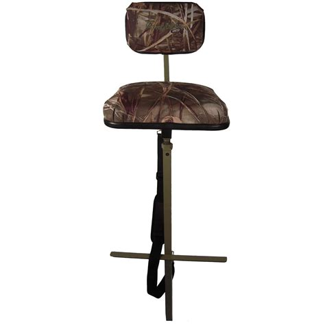 duck boat chair tanglefree 174 tule seat 283685 waterfowl blinds at