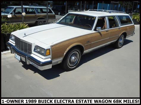 how make cars 1989 buick estate transmission control 1989 buick electra estate wagon cool classic 1 owner calif car 68 000 miles for sale in san