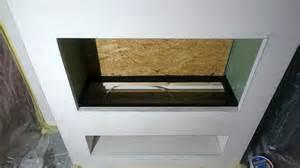 kamin bauen anleitung elektrokamin selber bauen wasserdf feuer effekt aus