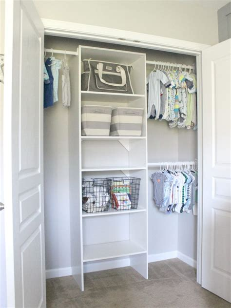 Nursery Wardrobe Closet by Best 25 Nursery Shelving Ideas On Nursery