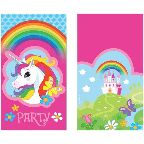 imagenes de unicornios gratis comprar invitaciones unicornio 8 online al mejor precio