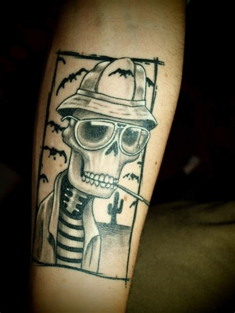 hunter s thompson tattoo designs thompson ideas