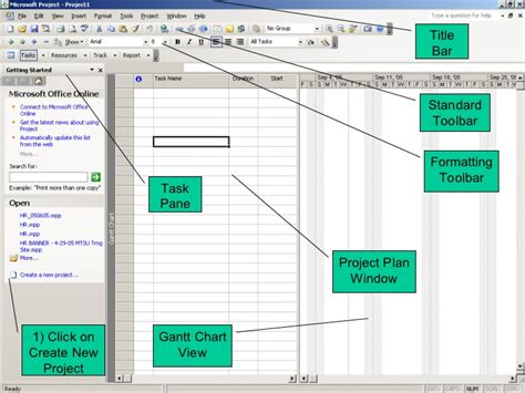 Download Build Gantt Chart In Access Gantt Chart Excel Template Microsoft Project 2003 Templates