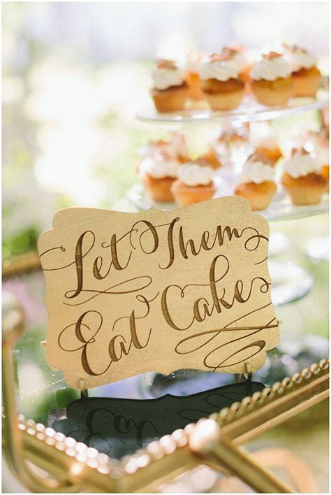 Let Them Eat Cake Styledash by Versailles Boho Wedding At Hotel Trianon