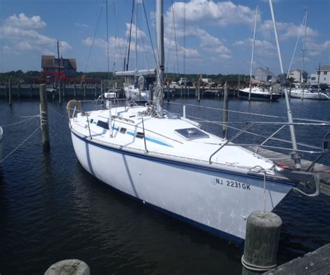 sailboats new jersey hunter sailboats for sale in new jersey used hunter