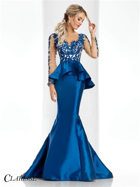 Mermaid Gown 108 best mermaid and trumpet prom dresses images on