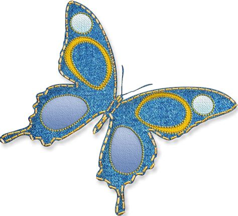 denim butterfly png by Melissa tm on DeviantArt