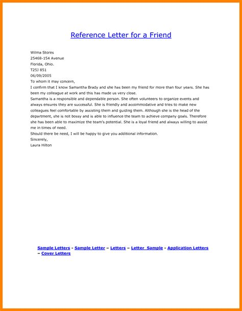 Character Reference Letter For Former Co Worker Recommendation Letter For Coworker Best Resumes