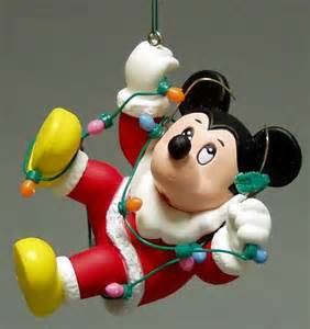 grolier disney christmas ornament at replacements ltd
