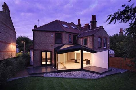contemporary victorian homes modern extension on old victorian house dream homes
