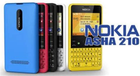 Handphone Nokia Asha 210 Dual Sim harga nokia asha 210 dual sim januari 2014 masih stabil katalog handphone