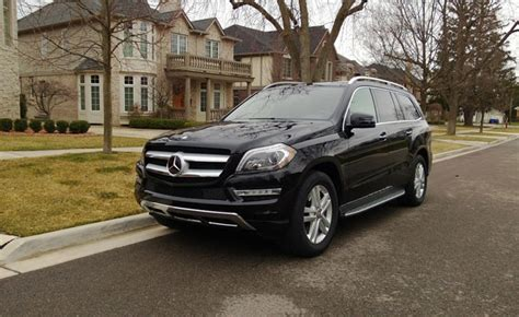 Mercedes Gl450 2013 by 2013 Mercedes Gl450 4matic Review Car Reviews
