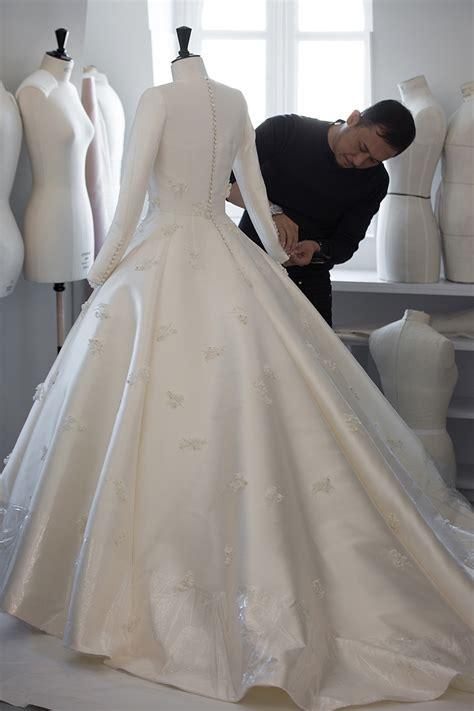 the of miranda kerr s wedding gown savoir flair
