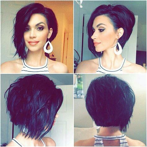 getting hair bobbed this is nicholle chapan s beautiful asymmetrical bob she