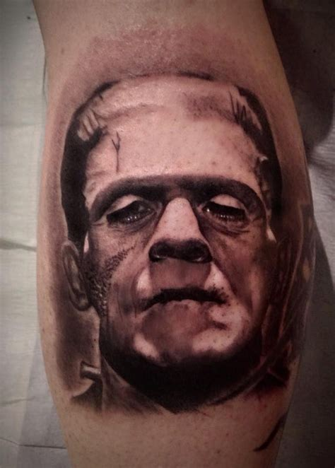 frankenstein tattoos frankenstein best design ideas