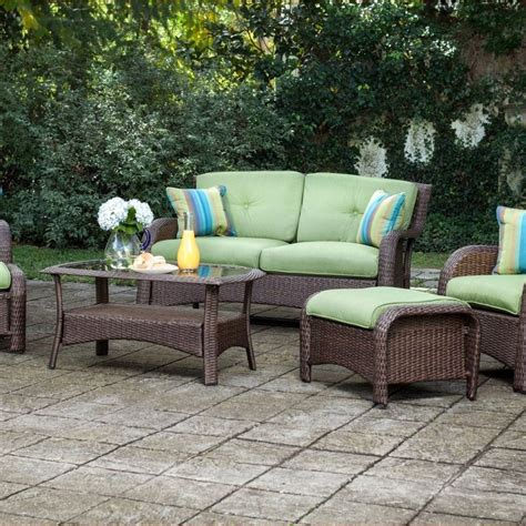 Resin Wicker Outdoor Furniture Clearance Resin Wicker Patio Furniture Sets