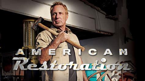 american restoration binge like a pro