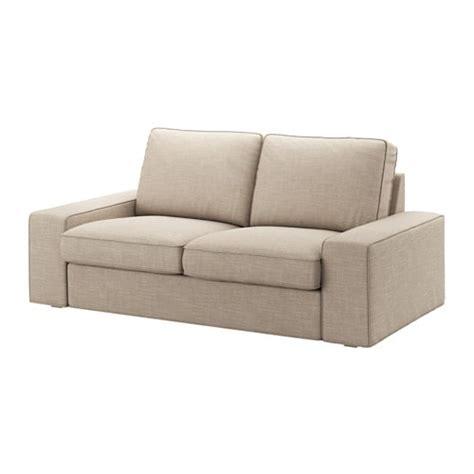 sofa 2 plazas ikea kivik sof 225 2 plazas hillared beige ikea