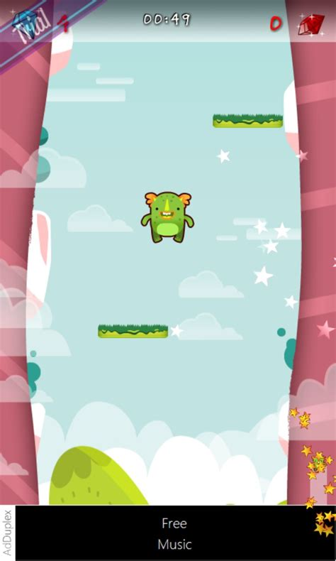 doodle jump xap wp7 monsterup adventures for windows phone