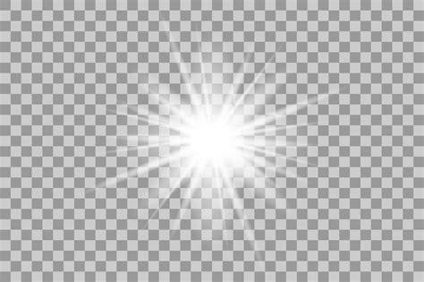 light vector vector white light effects flash by e design bundles
