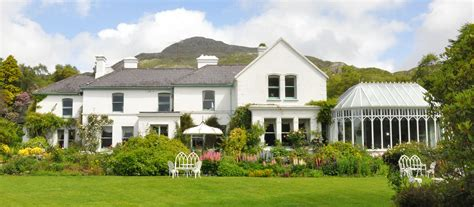 Country House Plan by Cashel House Country Manor House Hotel Easter Offers Connemara And Galway