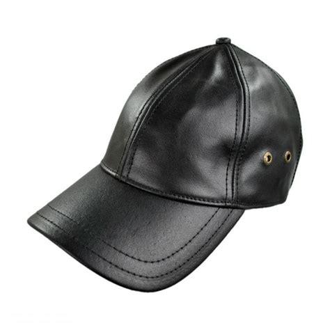 stetson leather baseball cap all baseball caps