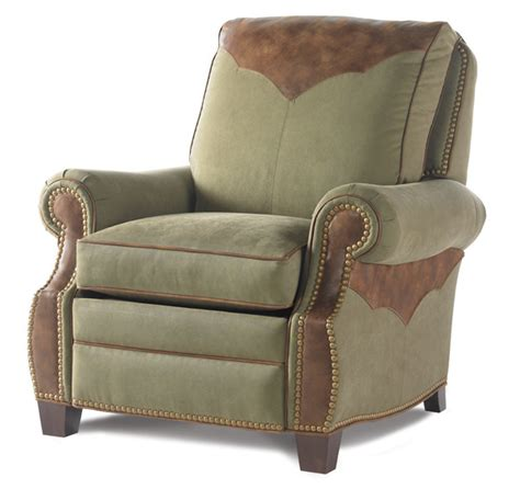western recliners recliners offer styling and function to home decor