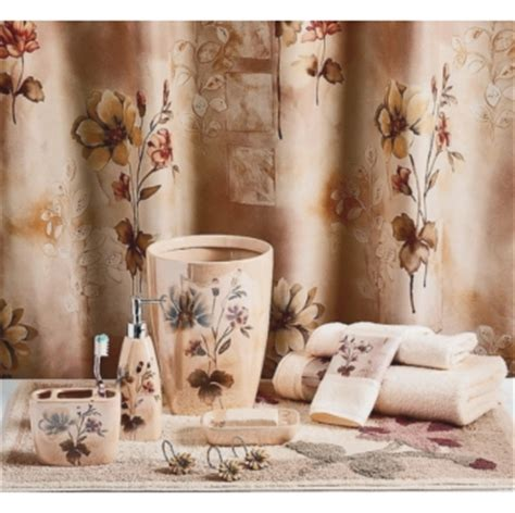 rose bathroom decor romance rose bath accessories are in altmeyer s
