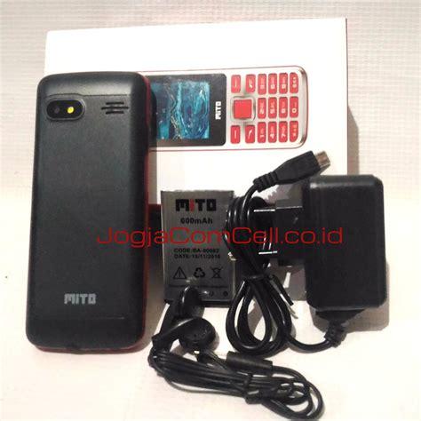 mito 320 flash light dual sim garansi mito 320 handphone dual sim with flash light murah